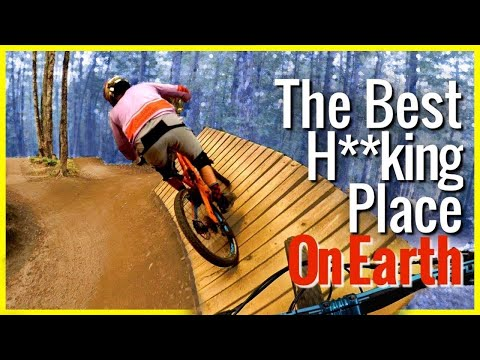 Is Highland the best mountain bike park in the USA?   NES Ep. #4