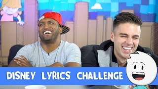 Disney Lyrics Challenge with Swoozie
