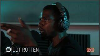DOT ROTTEN - Rinse FM -( P Money/OGz/AJ Tracey diss)  w/ Sir Spyro - June 5th 2017 #GRIMEGOD