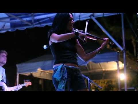 Fiddler on the Beach - Blue Fire Band with Randi Fishenfeld
