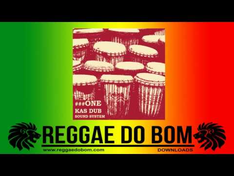 KAS DUB SOUND SYSTEM #ONE [CD COMPLETO] #REGGAE