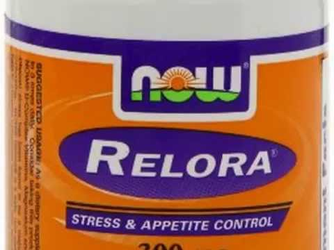 New Now Foods Relora 300 mg, Veg-capsules, 120-Count Product images