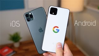 What Android Does Better than iOS!
