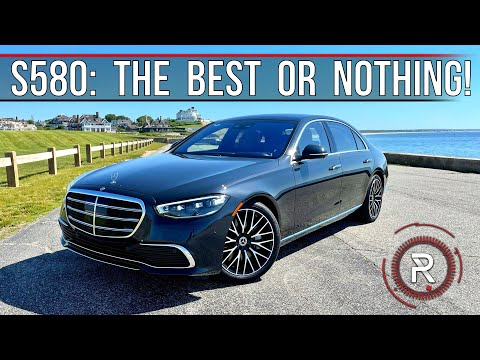 The 2021 Mercedes-Benz S 580 4Matic is German Luxury at its Finest