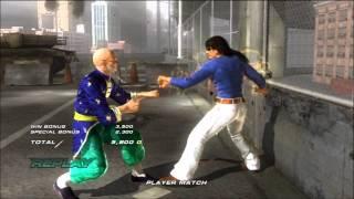 Lei Wulong vs Wang/Alisa the cheesa Tekken 6 SouthShallRise Fight Club vid 180