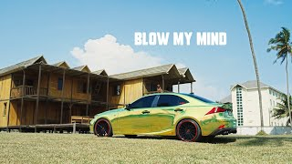 Flowking Stone   Blow My Mind Ft Akwaboah (Official Video)