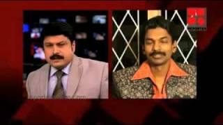 SantoshPandit VS  Nikesh Kumar - പണ്ഡിറ്റ്   ജയിചേ,,,,,,,,,,