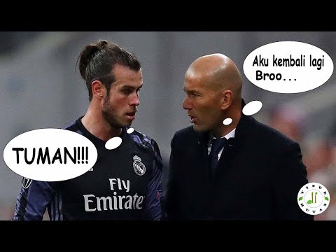 Zidane Kembali Ke Madrid! 5 Pemain Real Madrid Yang Terancam Tergusur Ketika Zidane Kembali