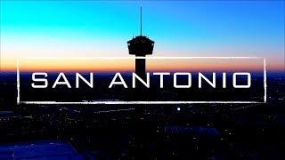 San Antonio, Texas | 4K Drone Footage