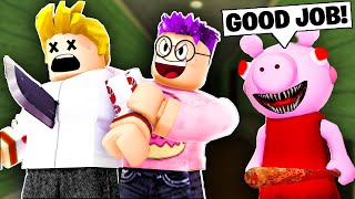 Can You Beat ROBLOX PIGGY TRAITOR MODE?! (IMPOSSIBLE!)