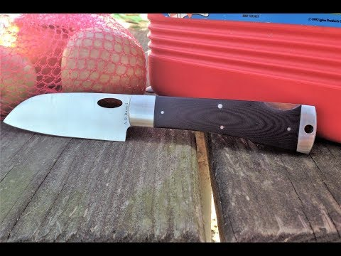 Folding Cook's Knife II Overview