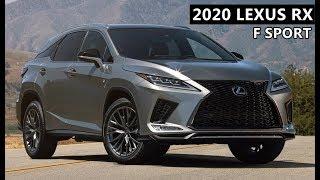 lexus rx 350 f sport 2020 - मुफ्त ऑनलाइन वीडियो