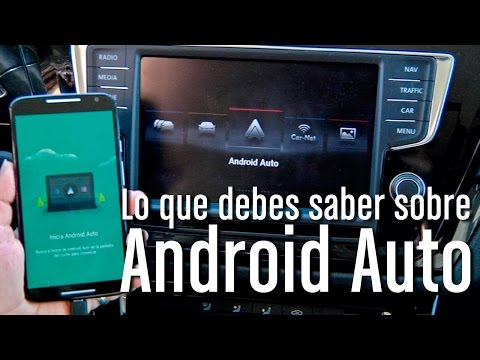 Android Auto: cómo conectar tu smartphone a tu coche