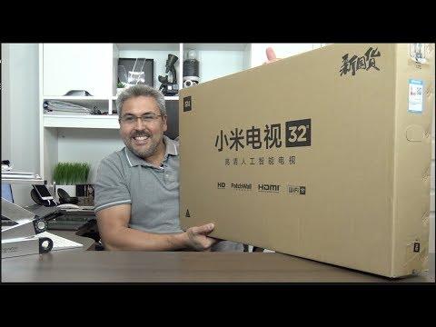 """Mi primer TV de XIAOMI MI TV  4A de 32"""""""