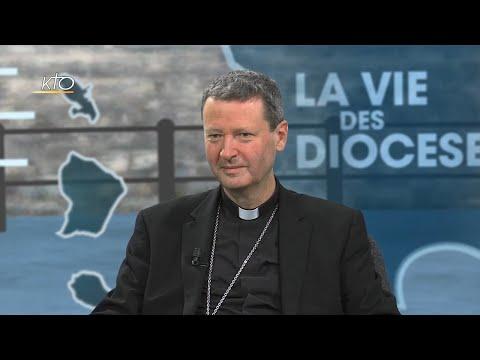Mgr Didier Berthet - Diocèse de Saint-Dié