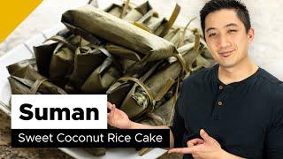 Suman Recipe (Filipino Dessert)