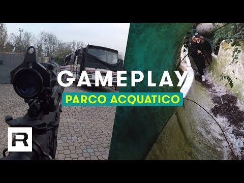Ho Giocato in un Parco Acquatico | Bellaria-Igea Marina RN • Softair Gameplay