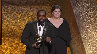 PJ Morton Ties for Best Traditional RB Performance | 2019 GRAMMYs Acceptance Speech