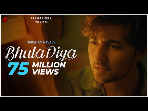 Download Bhula Diya - Darshan Raval | Official Video | Indie Music Label | Latest Hit Song 2019 HD Mp4 3GP Video and MP3