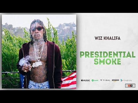 """Wiz Khalifa – """"Presidential Smoke"""""""