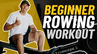 How to Start Quick, Easy Rowing Machine Workouts in 10 Minutes
