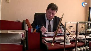 Алексей Шишкин избран новым главой Шимского района
