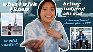 study abroad tips that you NEED to know before leaving    CIEE Paris