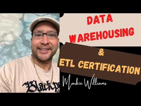 Data Warehousing & ETL Certification - YouTube