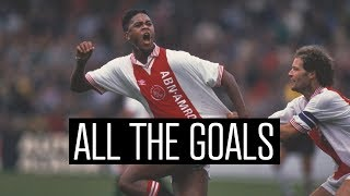 ALL THE GOALS - Patrick Kluivert