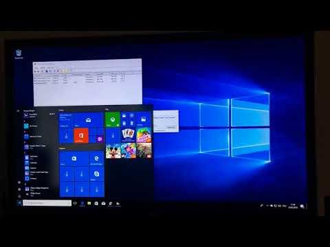 ACEPC Mini PC Windows 10 Mini PC Intel Atom x5-Z8350 2GB RAM