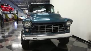 1156 TPA 1955 Chevy 3100 4x4