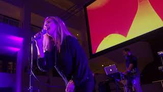 Saint Etienne - He's on the Phone @ British Library 13 Oct 2018