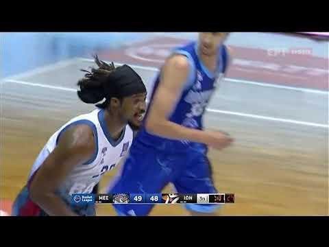 Basket League | Μεσολόγγι – Ιωνικός Νικαίας 79-66 | HIGHLIGHTS | 07/11/2020 | ΕΡΤ