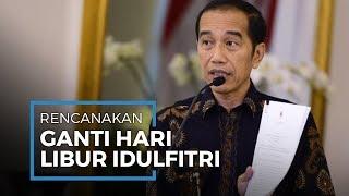 Jokowi Akan Ganti Libur Idulfitri, Warga Bisa Tetap Mudik dan Gratis