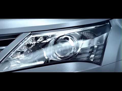 Toyota Avensis advert