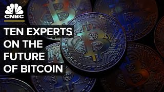 Bitcoin and Other Cryptocurrencies: Ten Experts Debate The Future | CNBC