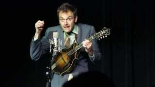 Chris Thile - Fast As You Can (Fiona Apple cover) - Dallas, TX 02-19-14