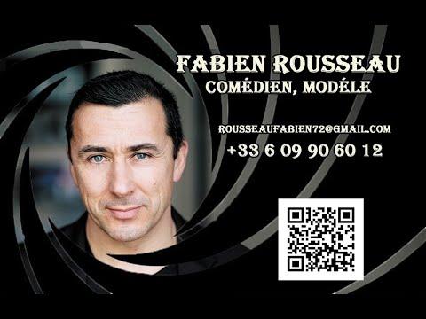 Bande Démo Fabien Rousseau comédien 2020
