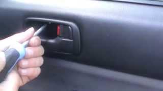 офигенный тюнинг салона машины своими руками (под карбон) часть 1