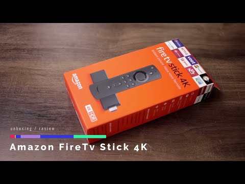 Amazon Fire TV Stick 4K review plus Old FireTV stick vs 4K FireTV stick comparison