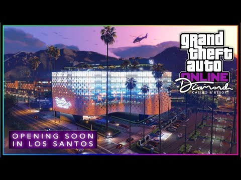 GTA Online [PS4 LIVE] High Rollers & Dope Smokers