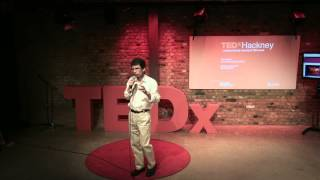 Love, Vulnerability, and Care: James Giles at TEDxHackney
