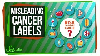 Why Cancer Labels Are Super Misleading - Video Youtube