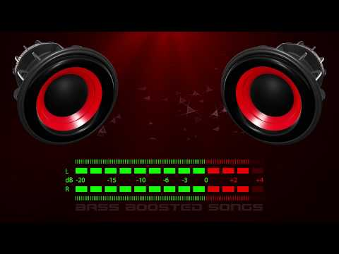 Afrojack, Martin Garrix - Turn Up The Speakers (Bass Boosted)