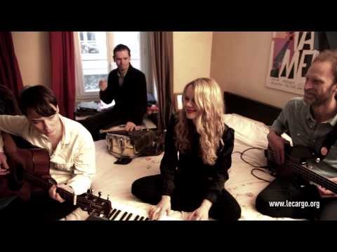 #596 Lena Deluxe - Burning City (Acoustic Session)