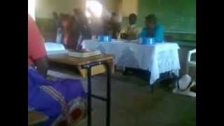 Local Prayers Livingstonia Synod Of CCAP In Lilongwe, Malawi