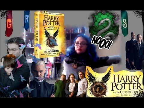 RESENHA | Harry Potter e A Criança Amaldiçoada (Sem Spoilers!)