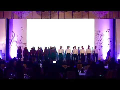 HANA CHOIR (KEB Hana Bank Indonesia) Million Dreams - This Is Me