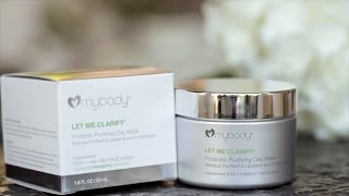 mybody Purifying Clay and Soothing Gel Masks