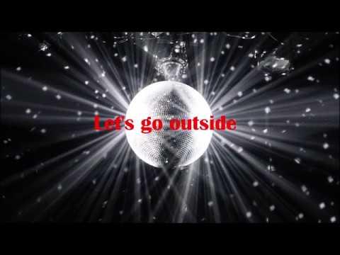 George Michael - Outside (Lyrics)